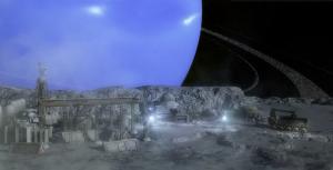 Triton Moon Base