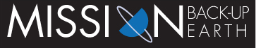 Mission Backup Earth Logo